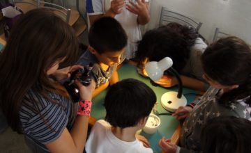 Semináře pro děti od 6 do 16 let