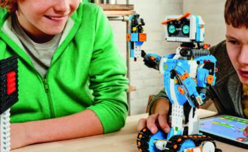 Robotika a Lego Boost