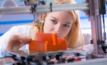 3D tisk a 3D tvorba
