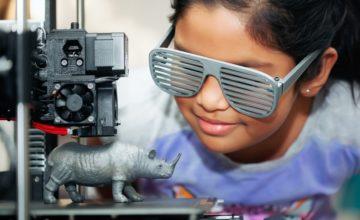 Víkendový 3D tisk pro děti a dospělé