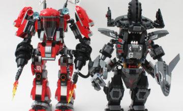 Víkendové ROBO zápasy (Souboje robotů) pro nejmenší